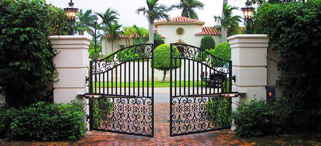 automatic-gate