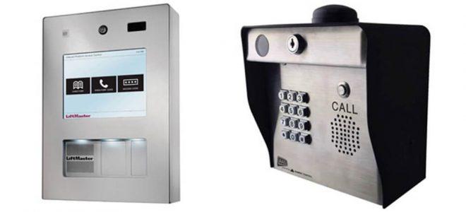 call-box-access-control
