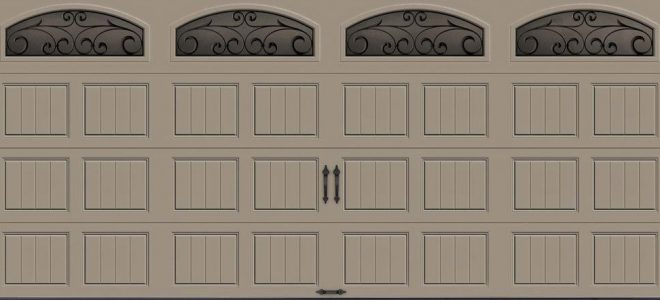 dark-garage-door-with-windows