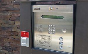 multi-tenant-telephone-access-system