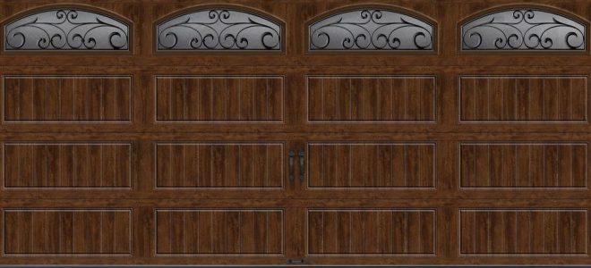 wood-garage-door-with-decorative-windows