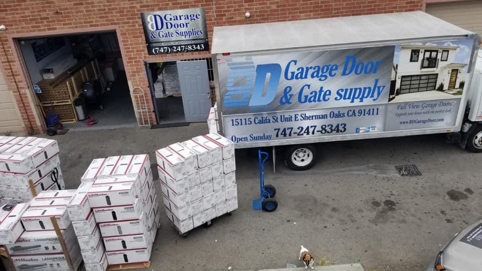 BD Garage Door & Gate, BD Garage Door
