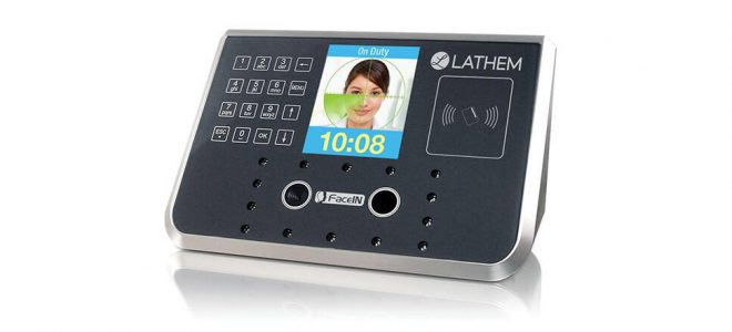 facial-recognition access control system