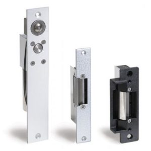Electric Locks – Strikes & Deadbolts